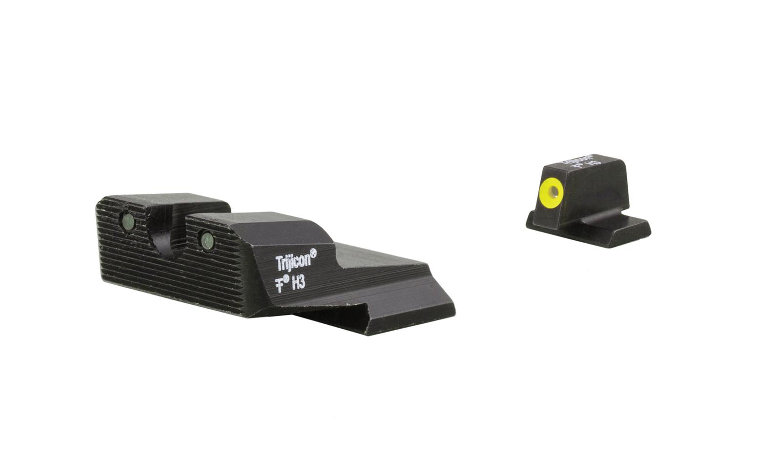 Trijicon HD XR™ Night Sights - Smith & Wesson  M&P SHIELD / M&P SHIELD 2.0