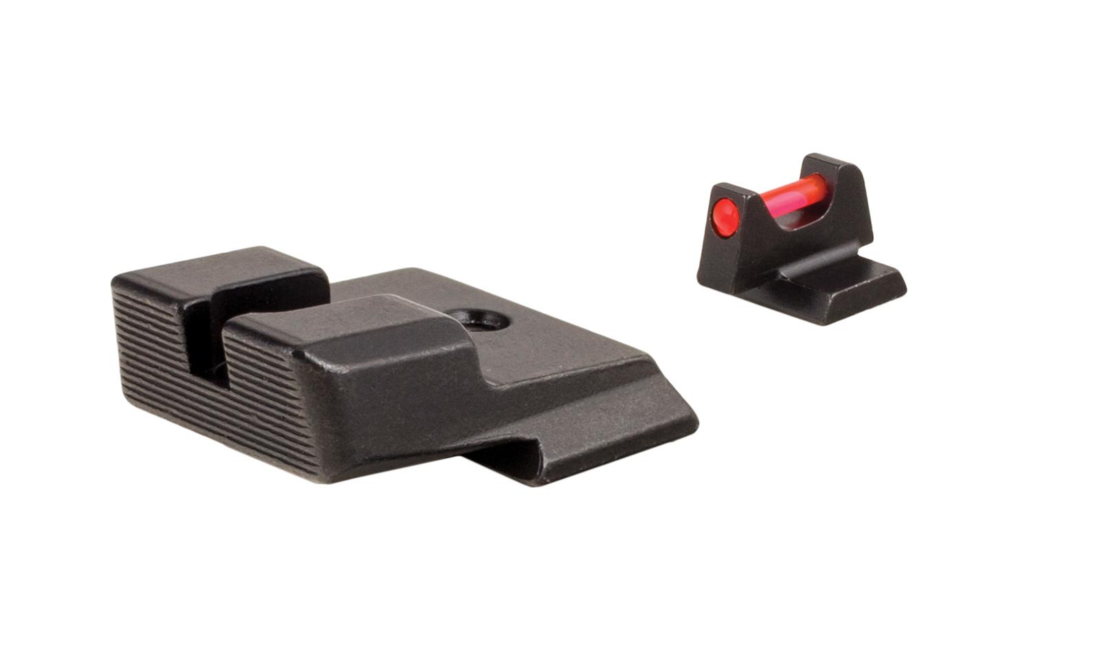 Trijicon<sup>®</sup> Fiber Sights - Smith & Wesson M&P SHIELD / M&P SHIELD 2.0