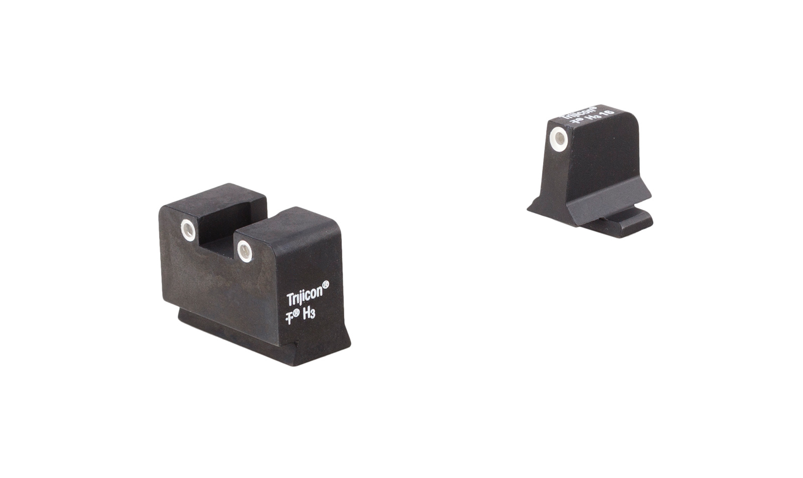 Trijicon Bright & Tough ™ Suppressor Sights - Sig Sauer .40 S&W / .45ACP