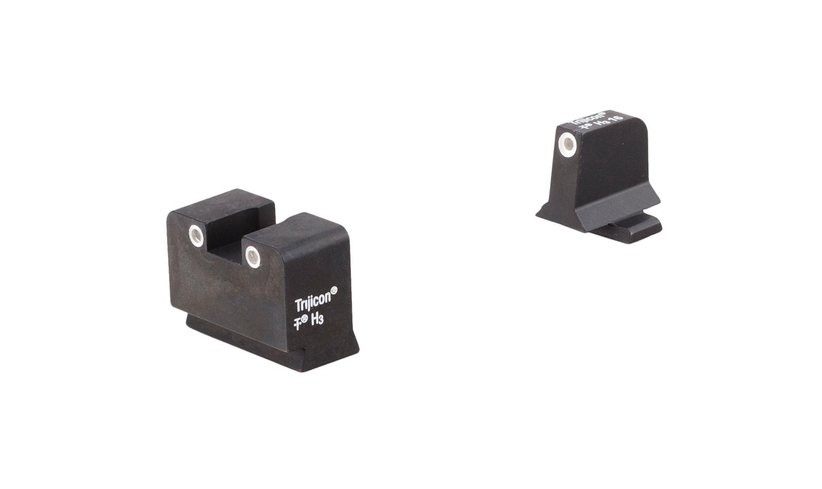 Trijicon Bright & Tough ™ Suppressor Sights - Springfield XD, XD-M, XD-S