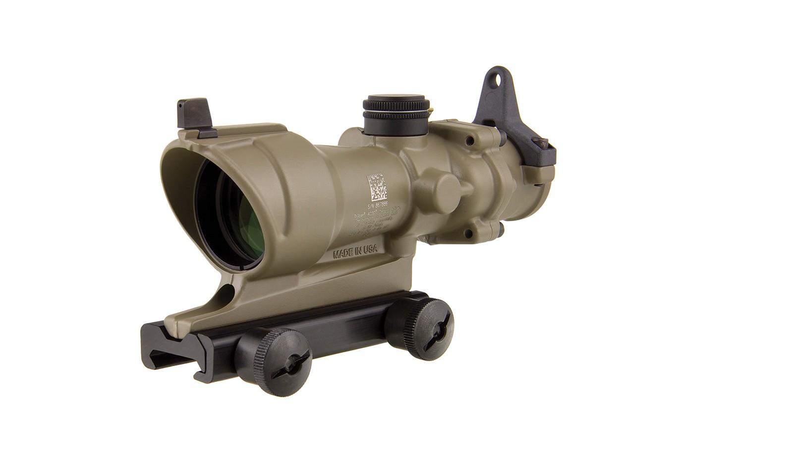 Trijicon ACOG®  4x32 Tritium Riflescope - .223 / 5.56 BDC