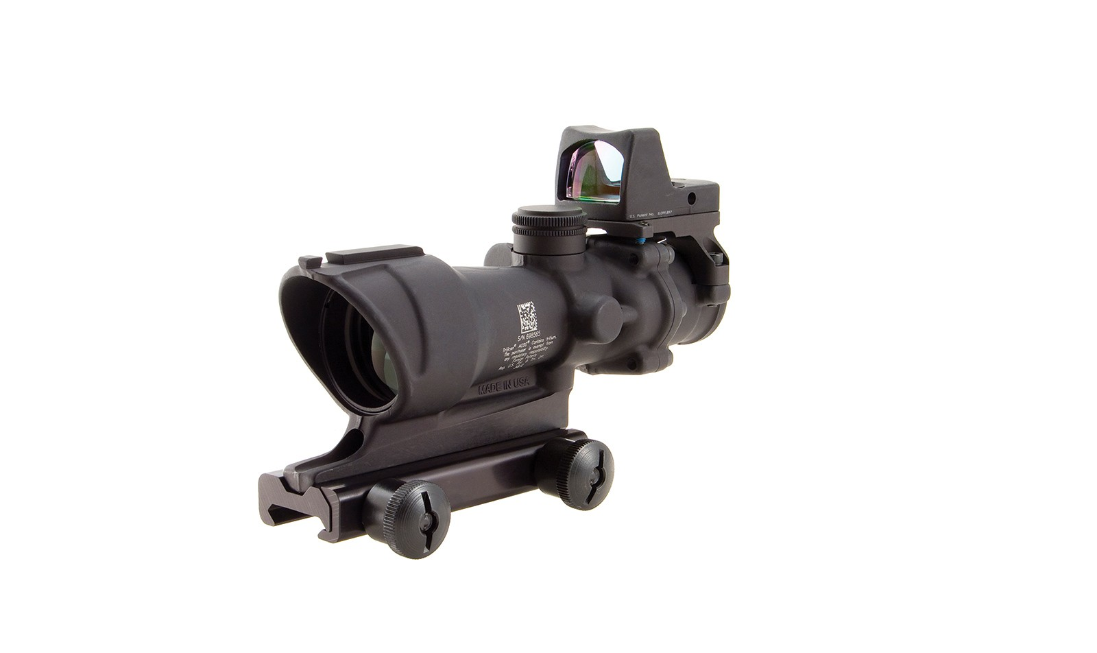Trijicon ACOG<sup>®</sup>  4x32 Tritium Riflescope w/ Trijicon RMR<sup>®</sup> - .223 BDC