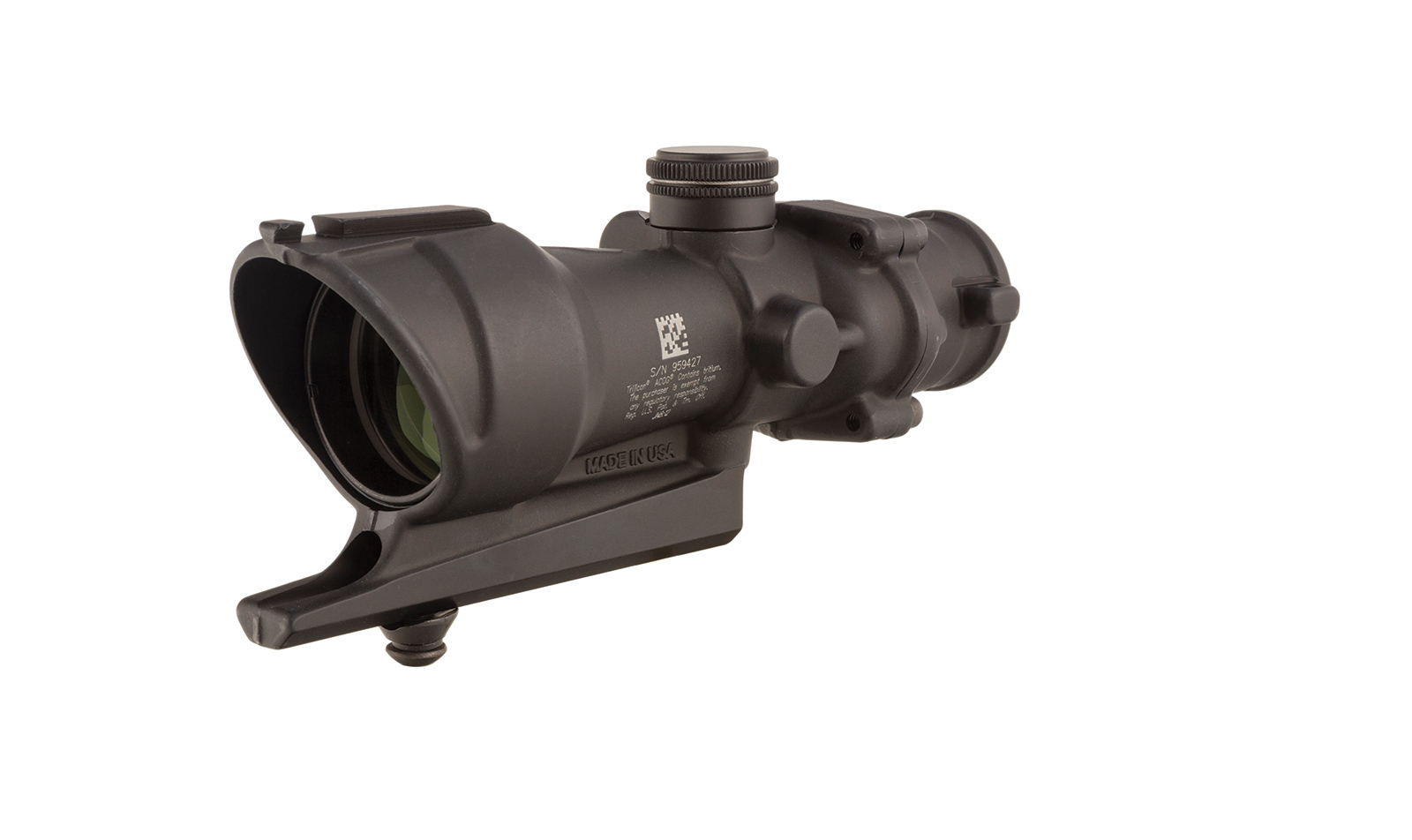 Trijicon ACOG<sup>®</sup>  4x32 Tritium Riflescope - .223 / 5.56 BDC