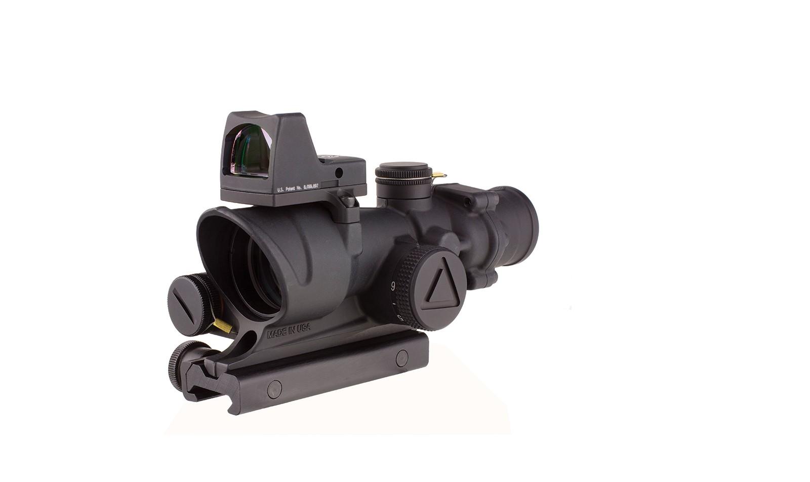 Trijicon ACOG<sup>®</sup> 4x32 LED Riflescope - .223 / 5.56 BDC