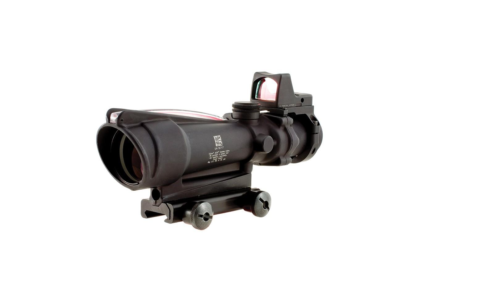 Trijicon ACOG<sup>®</sup> 3.5x35 BAC Riflescope w/ Trijicon RMR<sup>®</sup> -.223 BDC