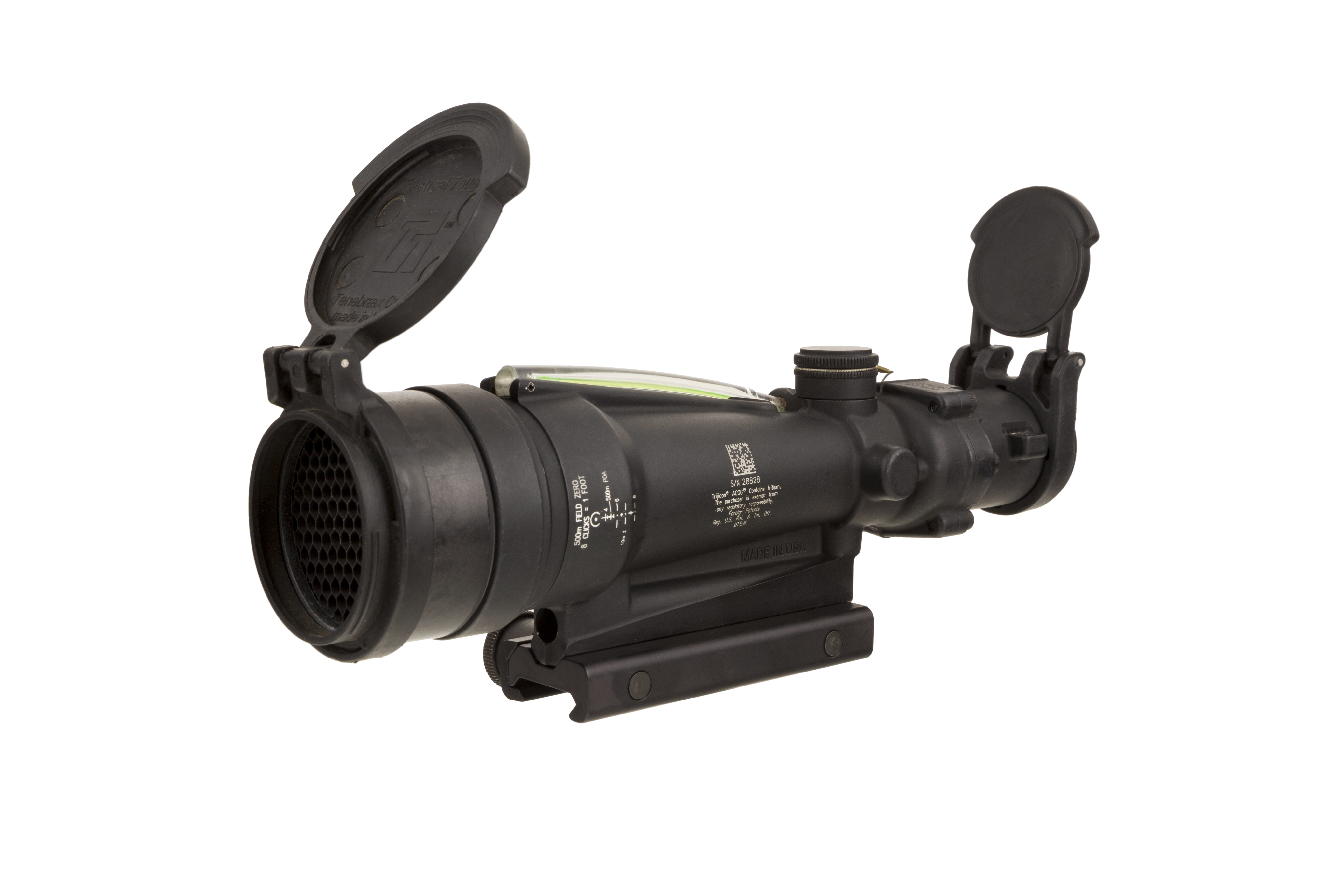 Trijicon ACOG<sup>®</sup> 3.5x35 BAC Riflescope - M249