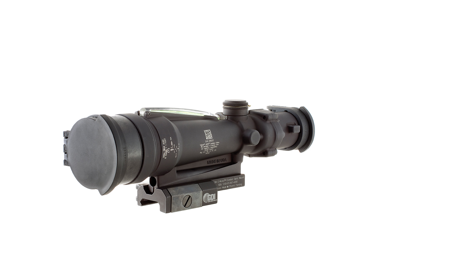 Trijicon ACOG® 3.5x35 Machine Gun Optic