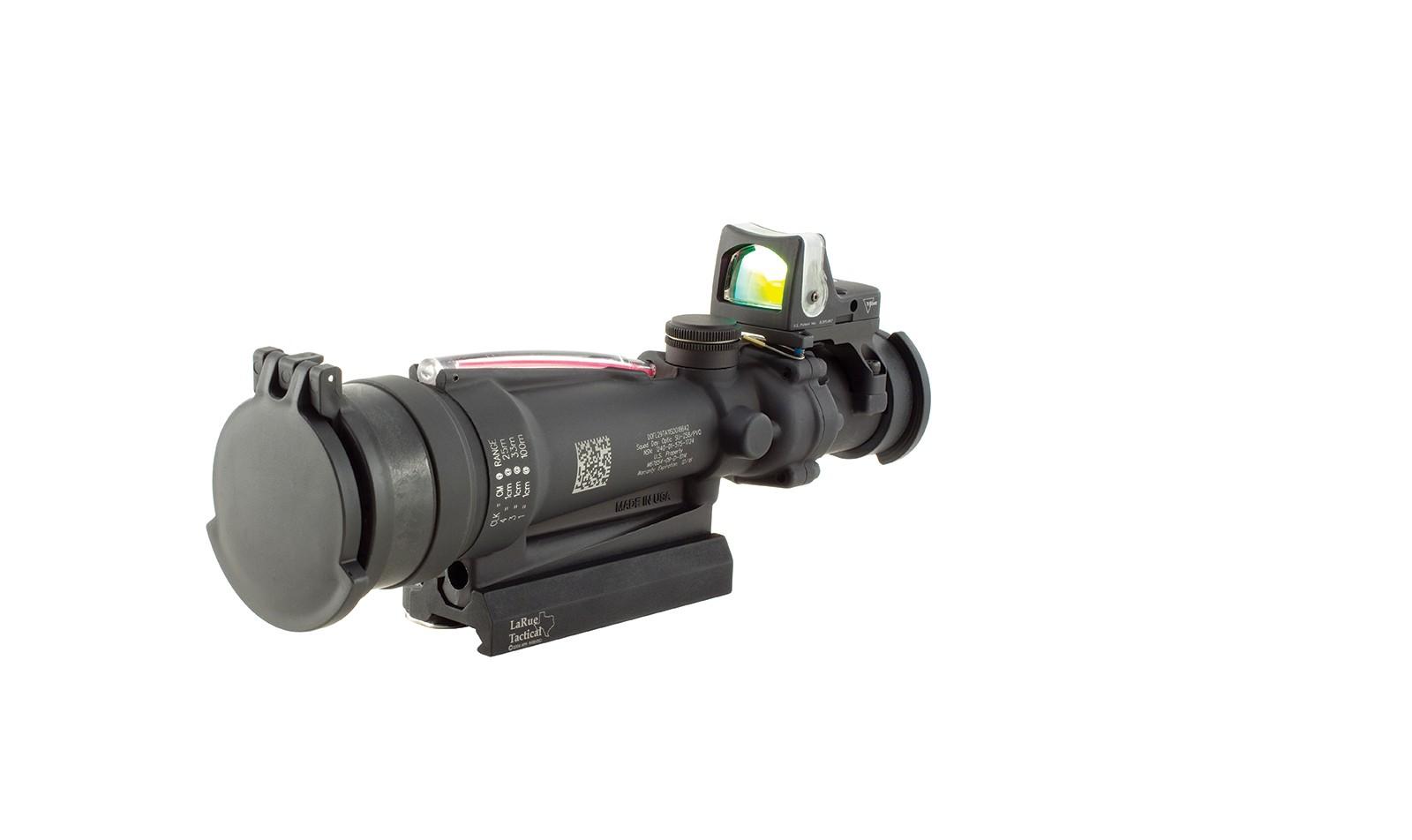 Trijicon ACOG<sup>®</sup> 3.5x35 BAC Riflescope  w/ Trijicon RMR<sup>®</sup> - M249