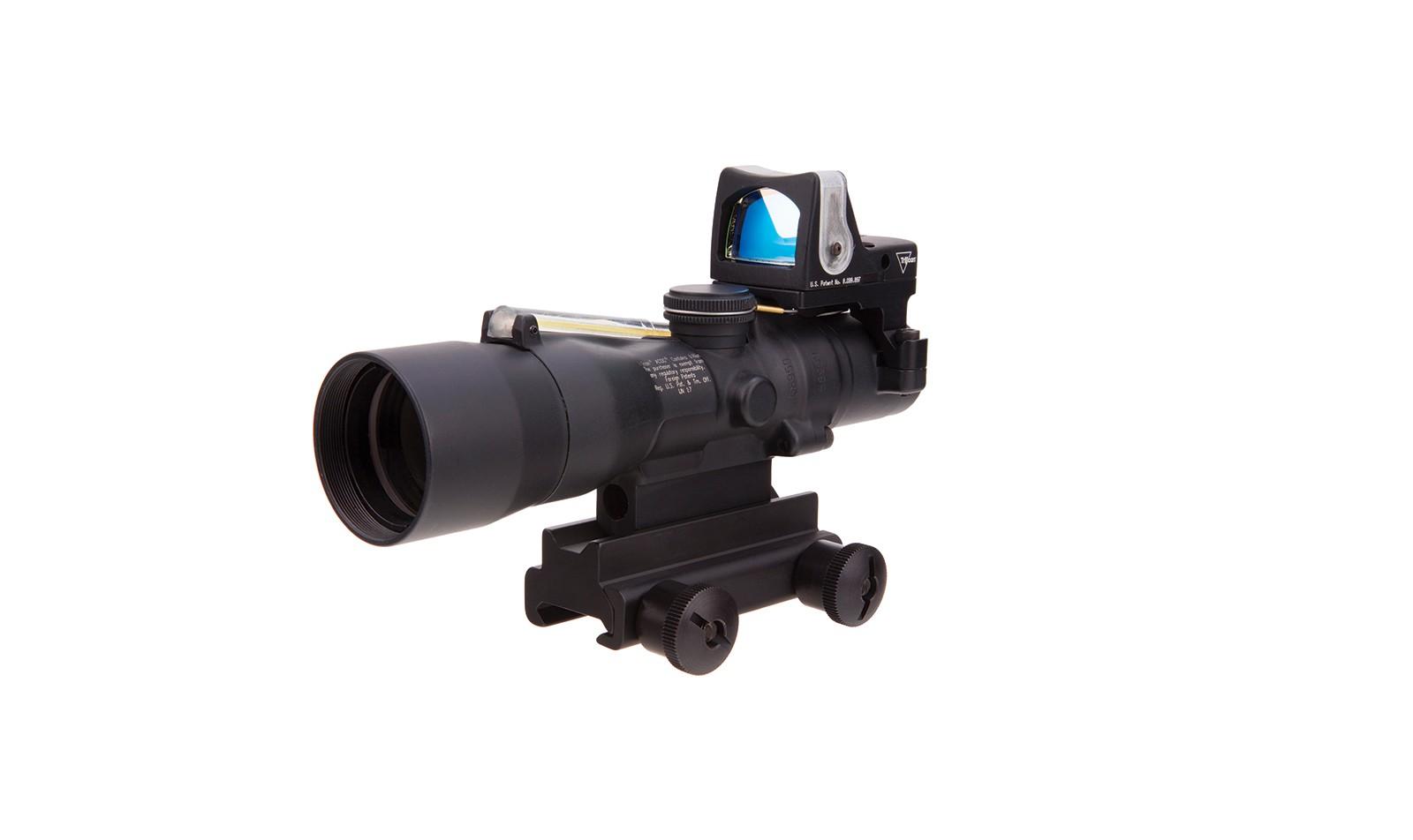 Trijicon ACOG® 3x30 Riflescope and Trijicon RMR® - .223 / 62 Grain