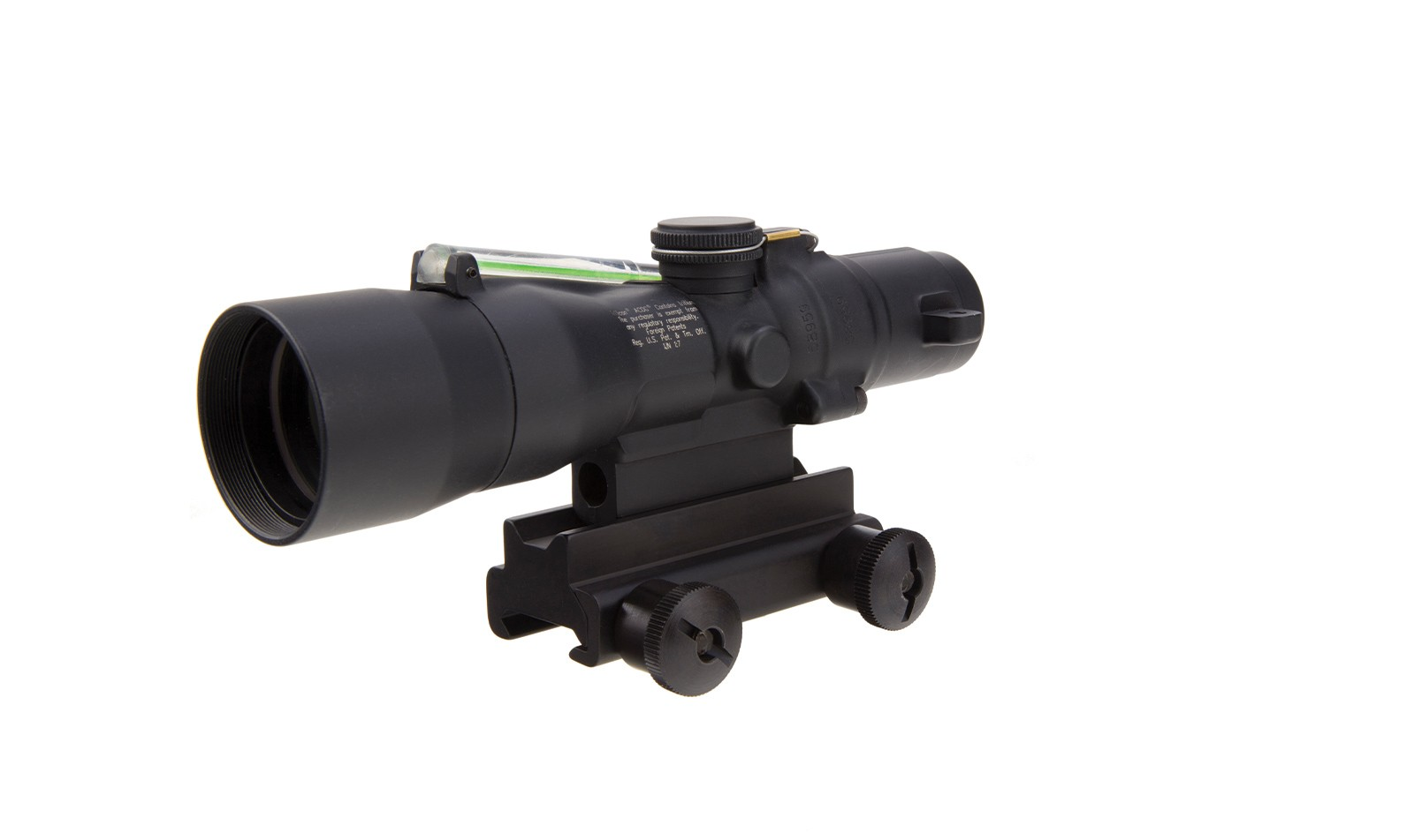 Trijicon ACOG® BAC 3x30 Riflescope - .308 / 168 Grain