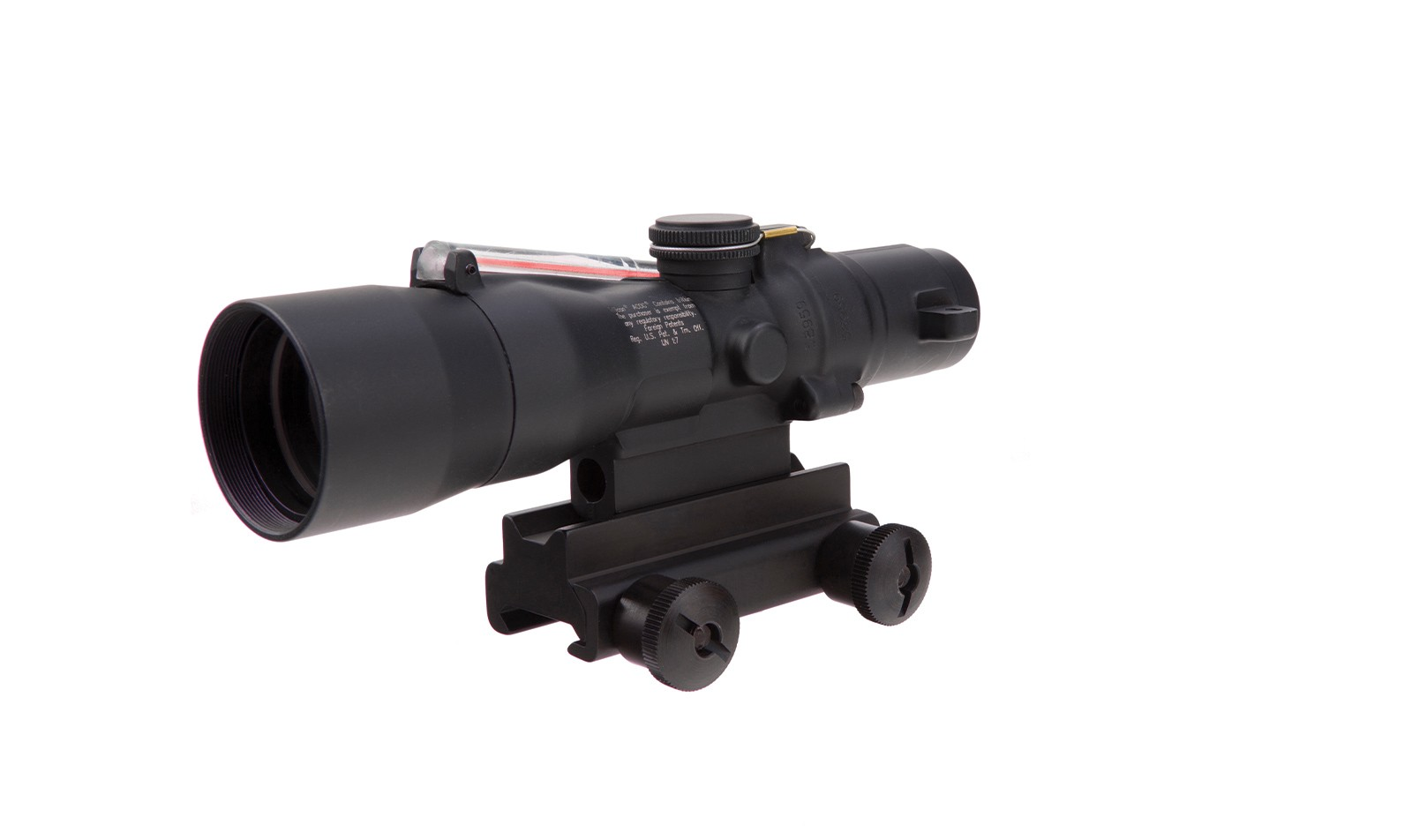 Trijicon ACOG® BAC 3x30 Riflescope - .308 / 168 Grain