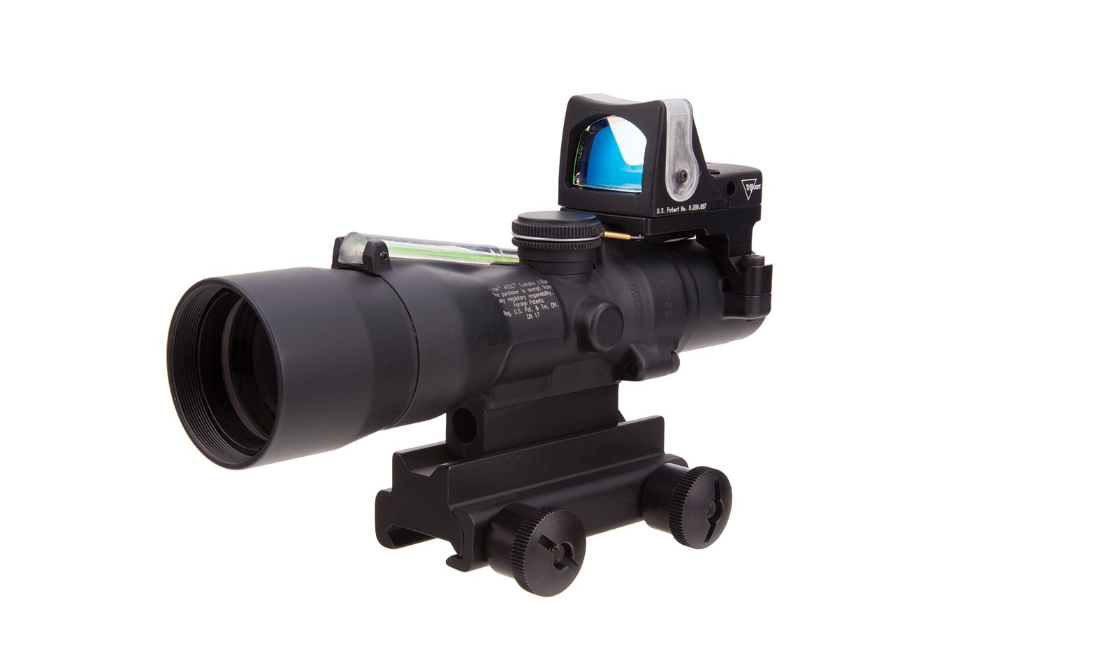 Trijicon ACOG® 3x30 BAC Riflescope with Trijicon RMR® - 223 / 62gr