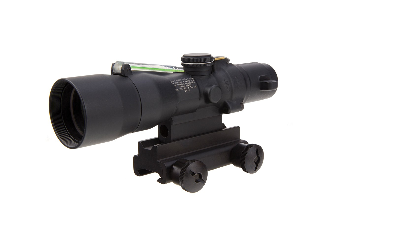 Trijicon ACOG® BAC 3x30 Riflescope - 300 BLK 115 / 220 Grain