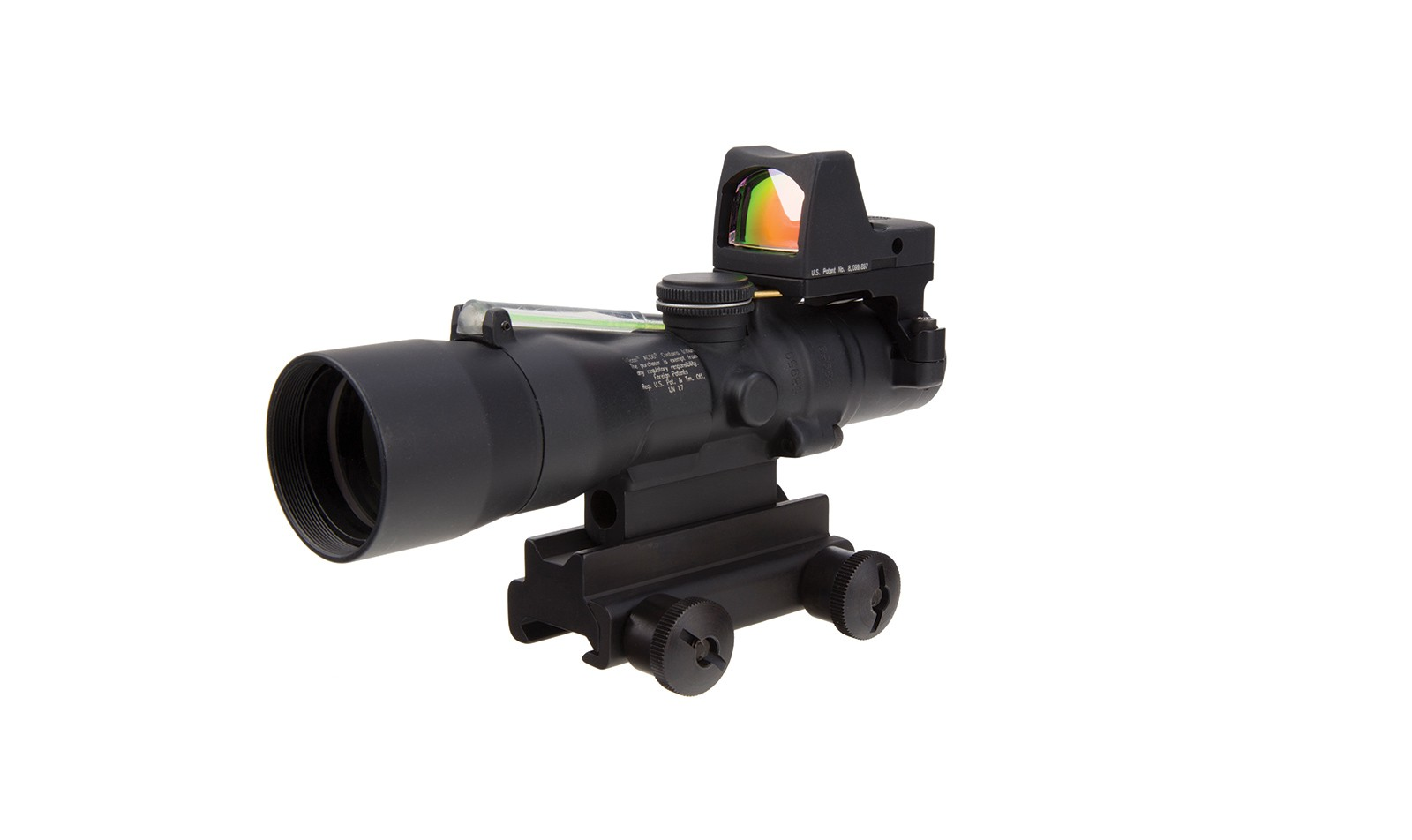 Trijicon ACOG® 3x30 BAC Riflescope  and Trijicon RMR® - 5.56x45mm / 62gr