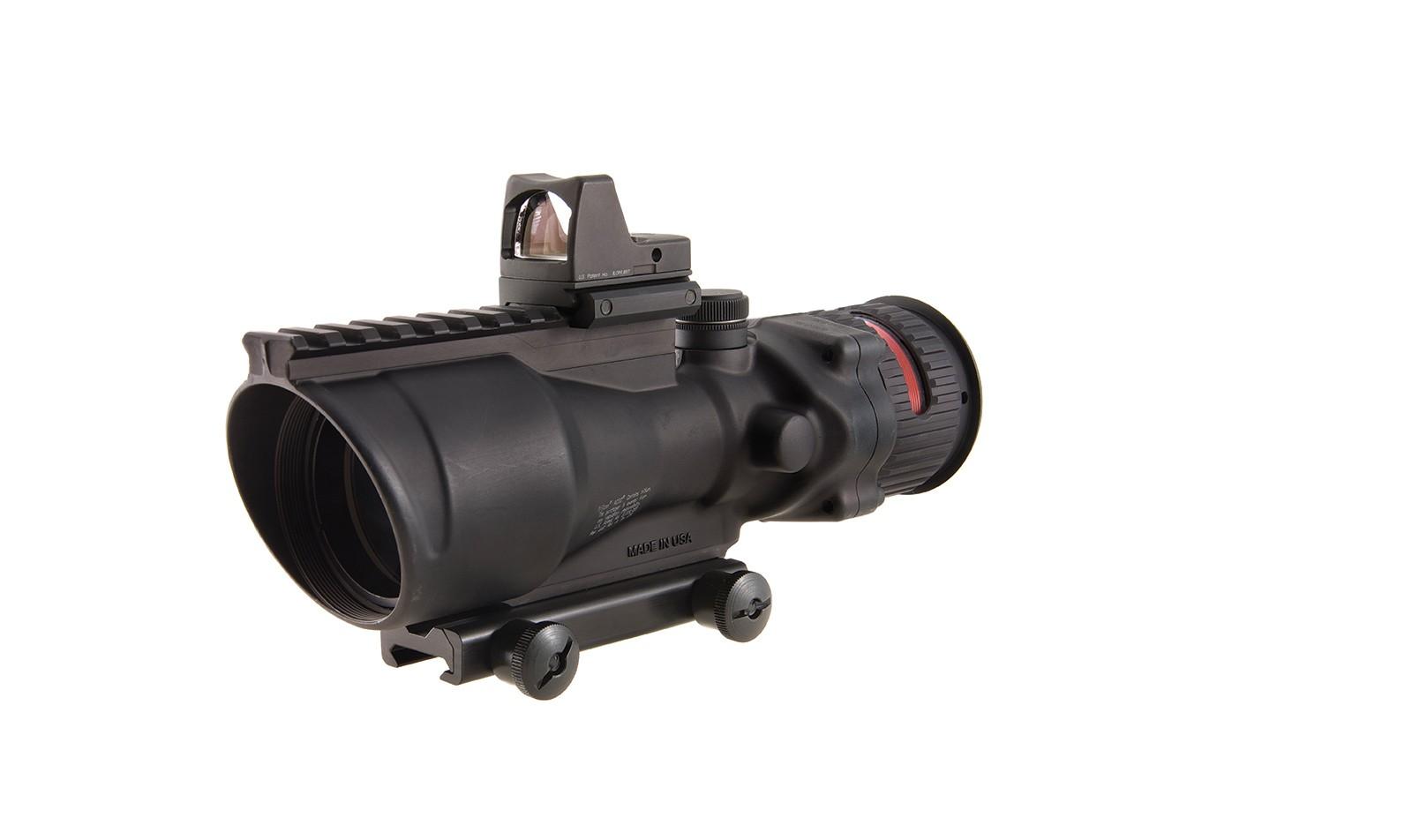 Trijicon ACOG® 6x48 BAC Riflescope w/Trijicon RMR® -.223 BDC
