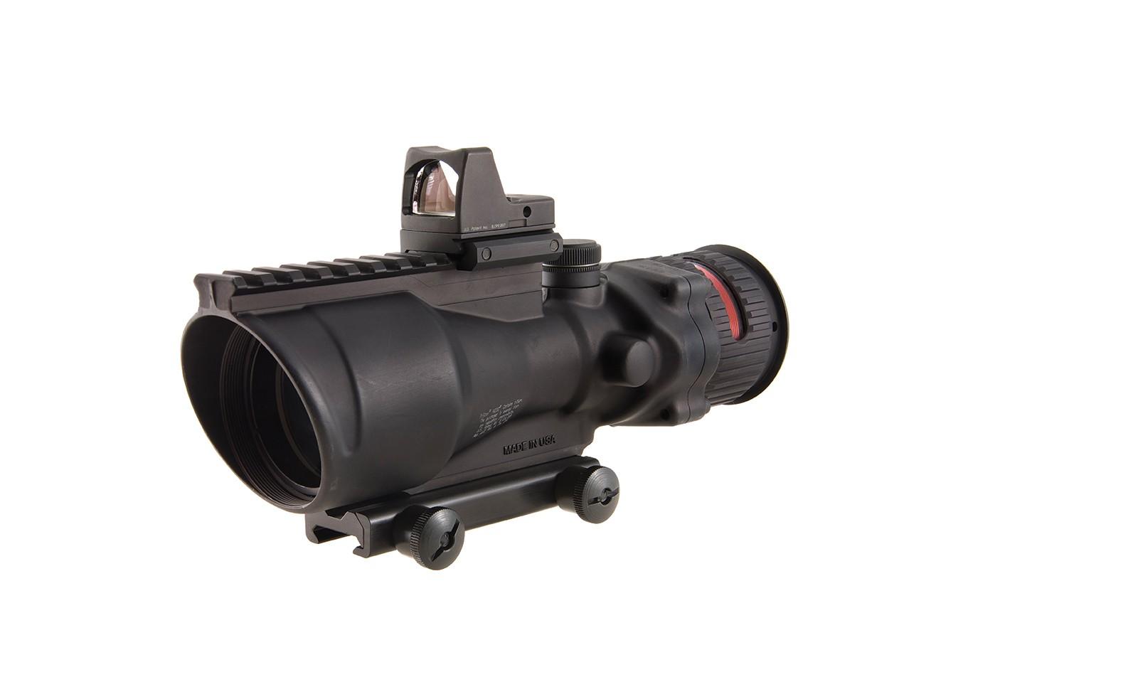 Trijicon ACOG® 6x48 BAC Riflescope w/ Trijicon RMR® -.308 BDC