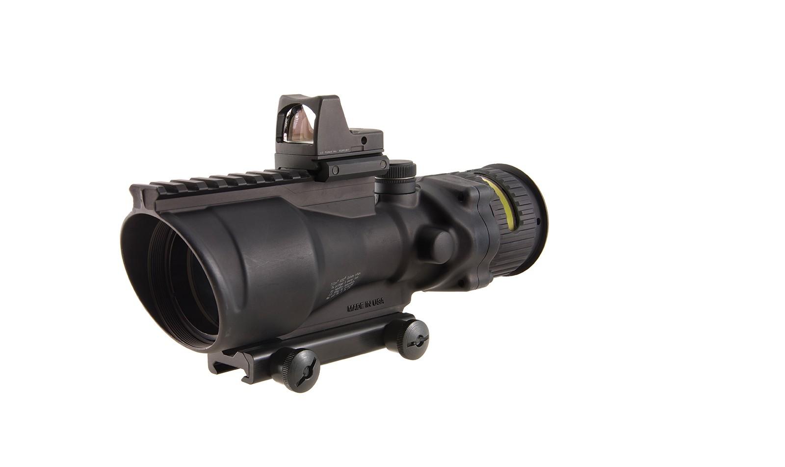 Trijicon ACOG® 6x48 BAC Riflescope w/ Trijicon RMR® - .308 BDC