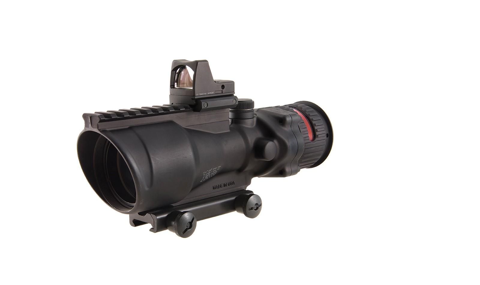 Trijicon ACOG<sup>®</sup> 6x48 BAC Riflescope w/ Trijicon RMR<sup>®</sup> - .50 BMG