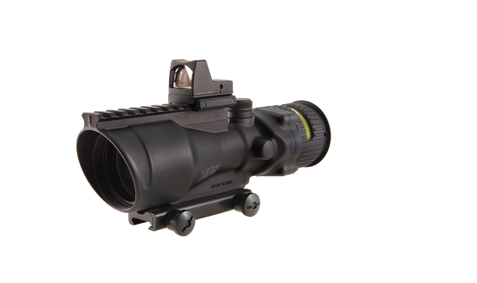 Trijicon ACOG® 6x48 BAC Riflescope w/ Trijicon RMR® -.223 BDC
