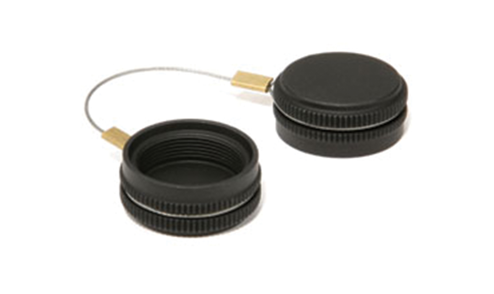 ACOG® External Adjuster Caps & Lanyard
