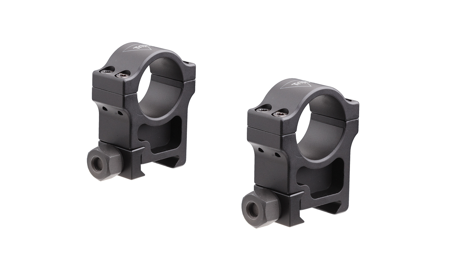 1 in. Riflescope Extra High Aluminum Rings