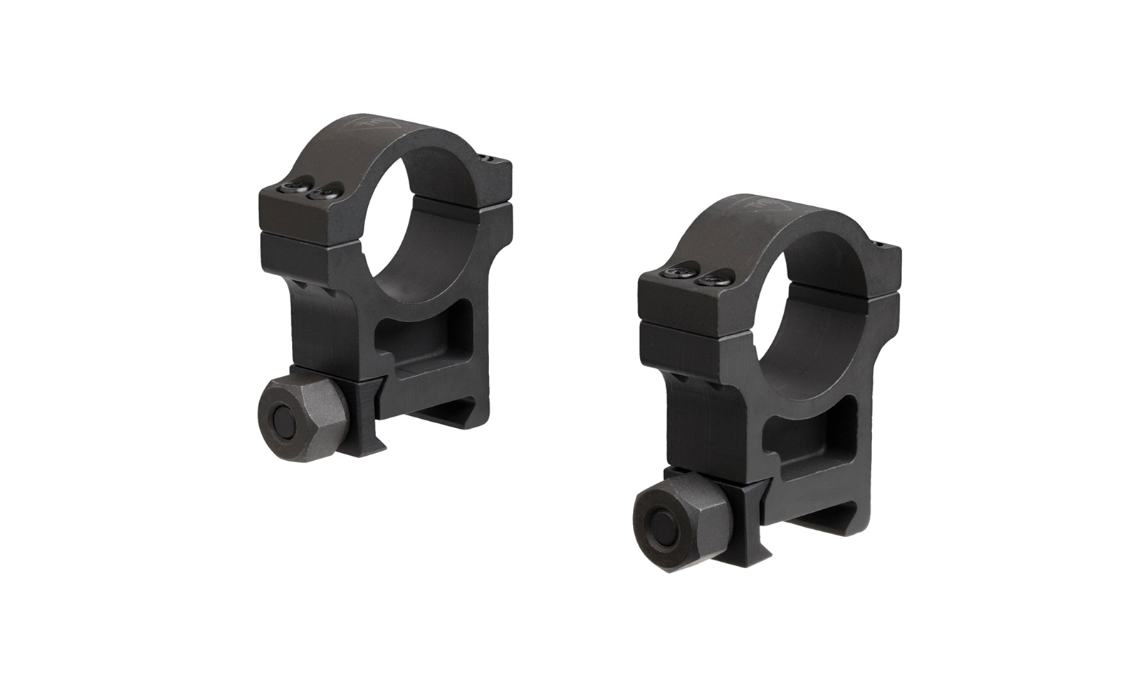 1 in. Riflescope Extra High Steel Rings