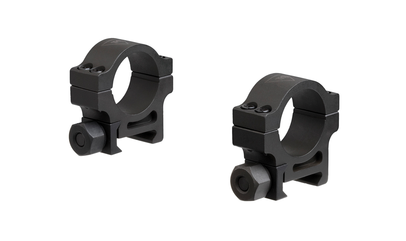 1 in. Riflescope Standard Steel Rings