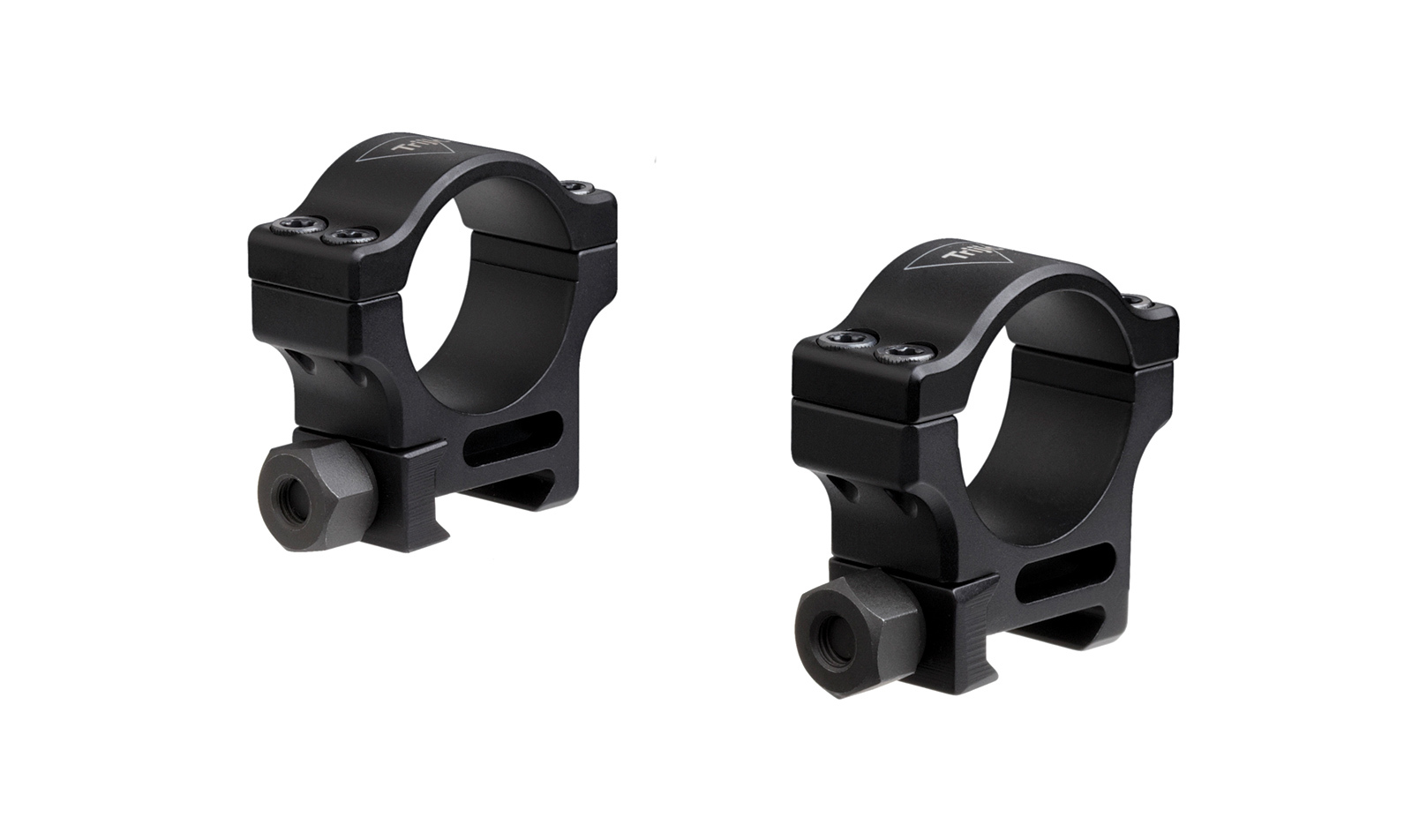 30mm Riflescope Standard Aluminum Rings