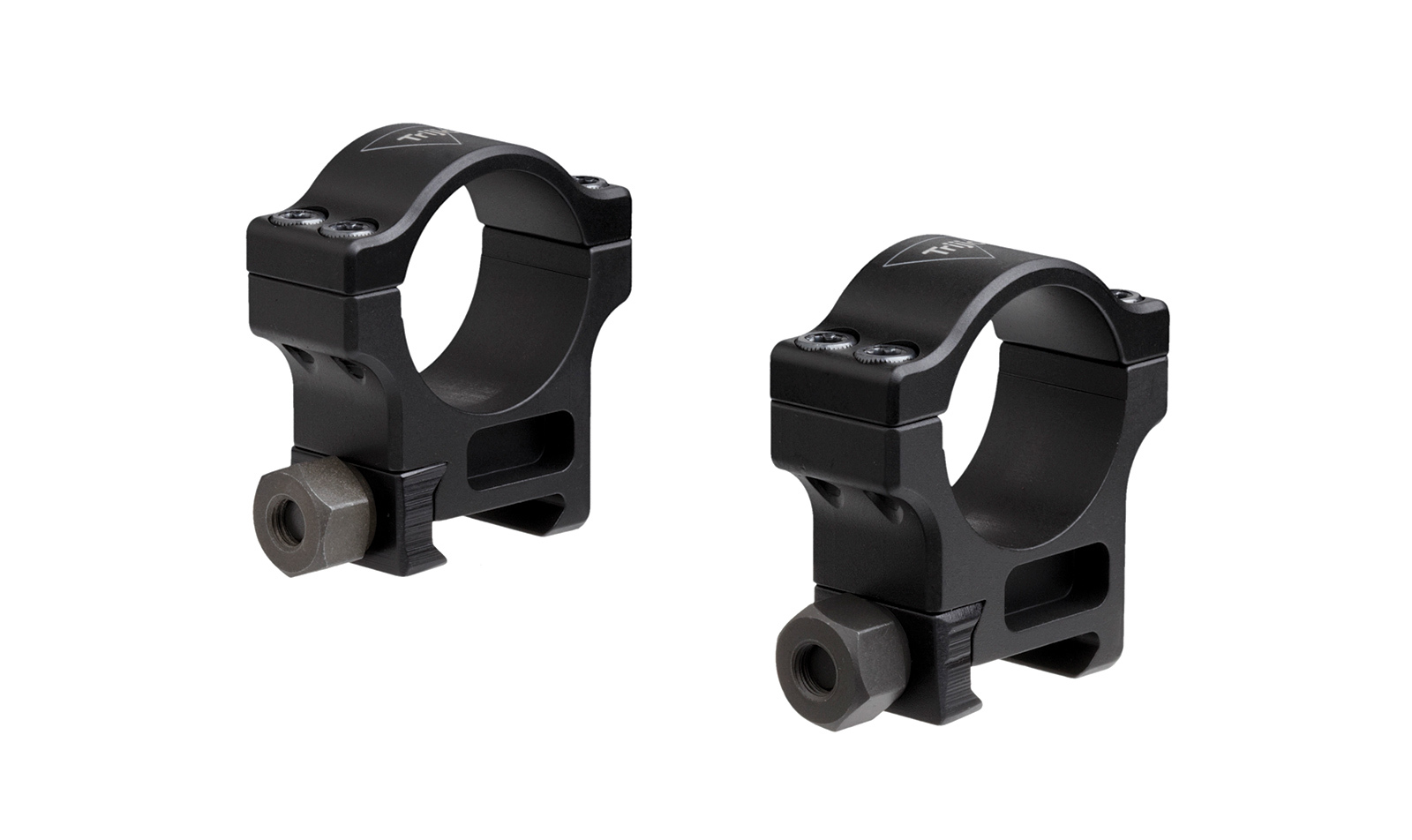 30mm Riflescope Intermediate Aluminum Rings