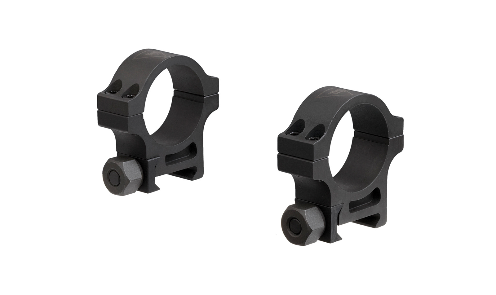30mm Riflescope Standard Steel Rings