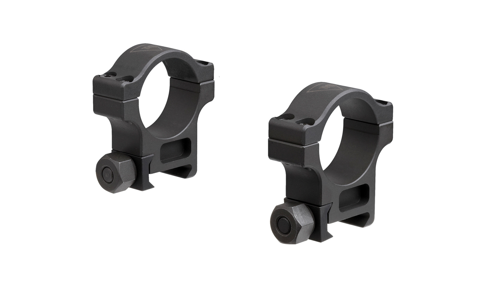 30mm Riflescope Intermediate Steel Rings