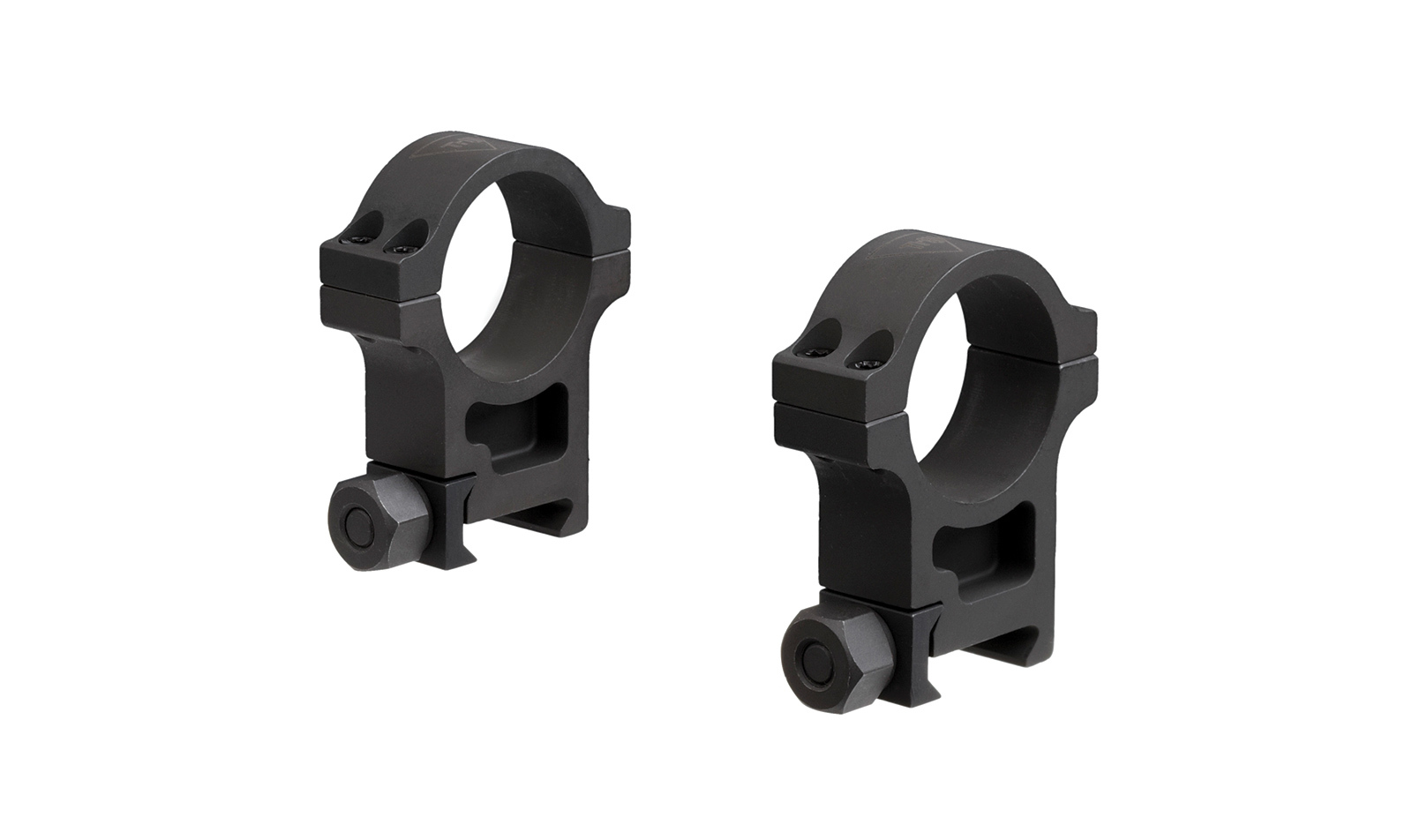 30mm Riflescope Extra High Steel Rings