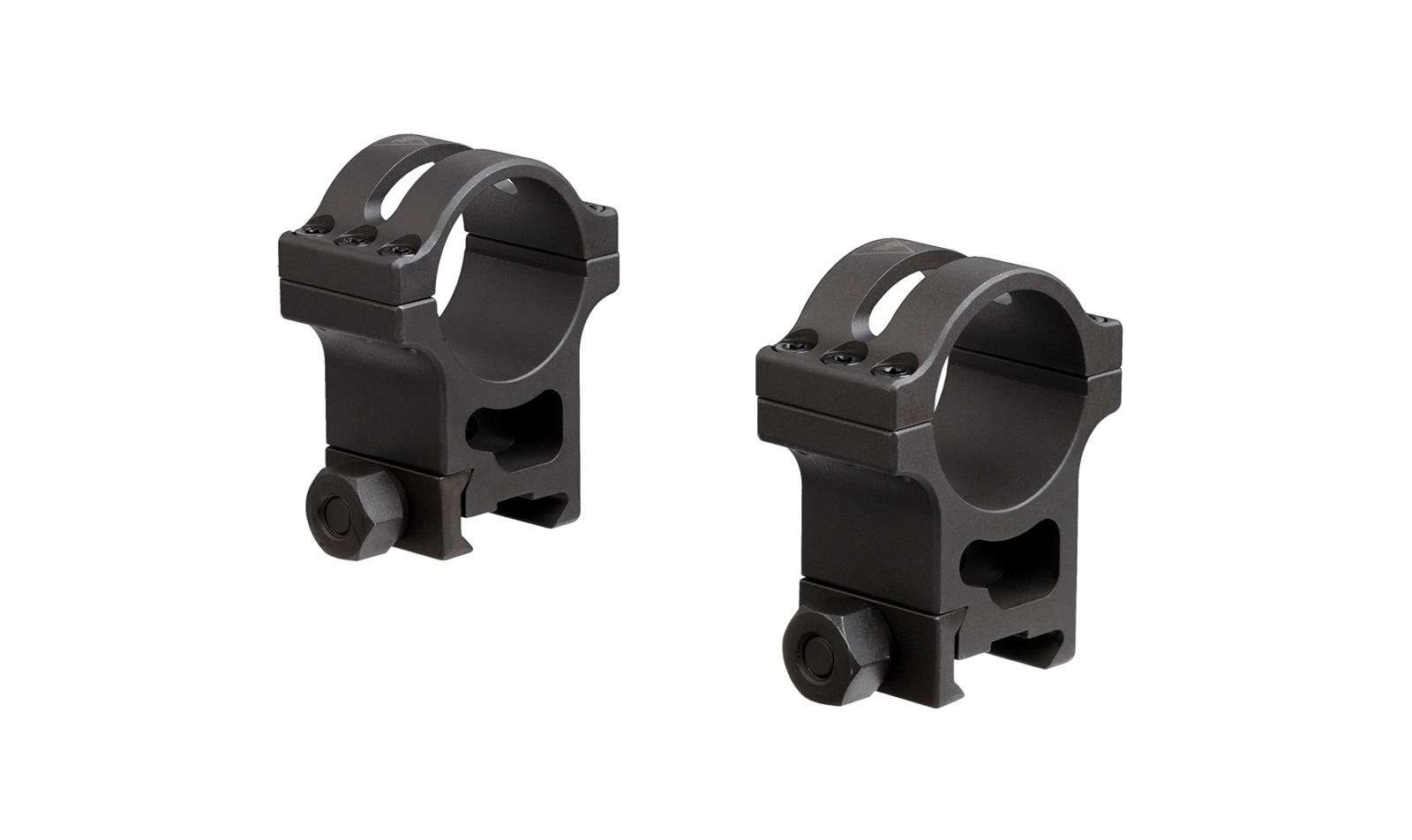 30mm Riflescope Heavy Duty Steel Rings