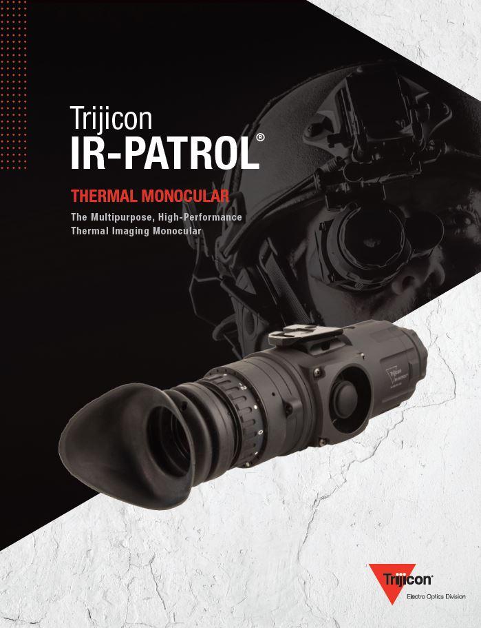 Download IR-PATROL Spec Sheet