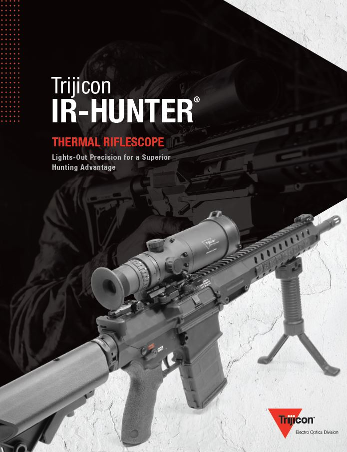 Download IR-HUNTER Spec Sheet