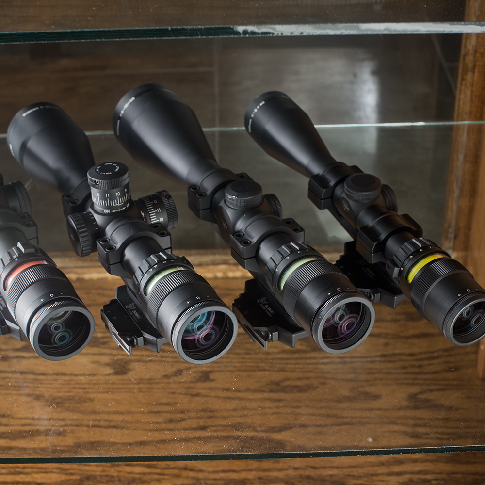 MAGNIFICATION RANGES FOR ANY APPLICATION