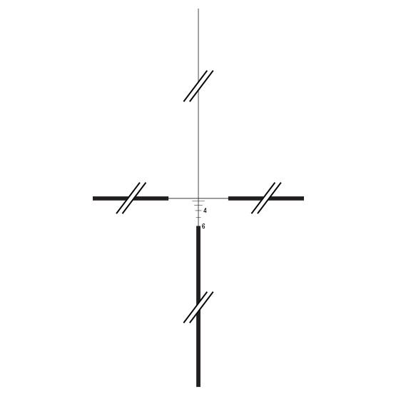 Trijicon ACOG<sup>®</sup>  4x32 Tritium Riflescope w/ Trijicon RMR<sup>®</sup> - .223 BDC RETICLE
