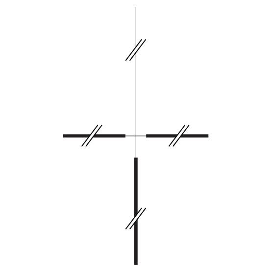 Trijicon ACOG<sup>®</sup> 4x32 Tritium Riflescope - M16 / LAPD RETICLE