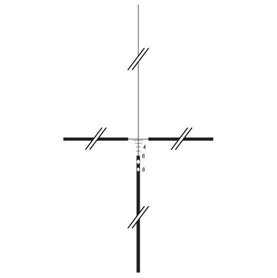 Trijicon ACOG<sup>®</sup>  4x32 Tritium Riflescope - .308 / 7.62 BDC RETICLE
