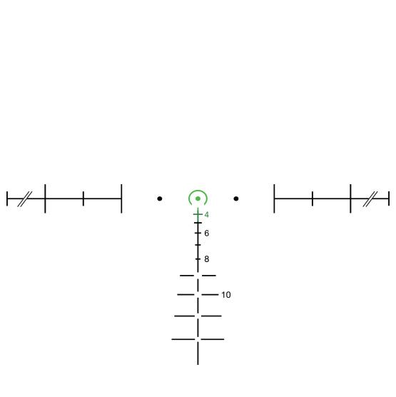 Trijicon ACOG<sup>®</sup> 3.5x35 BAC Riflescope -.308 / 7.62 BDC RETICLE
