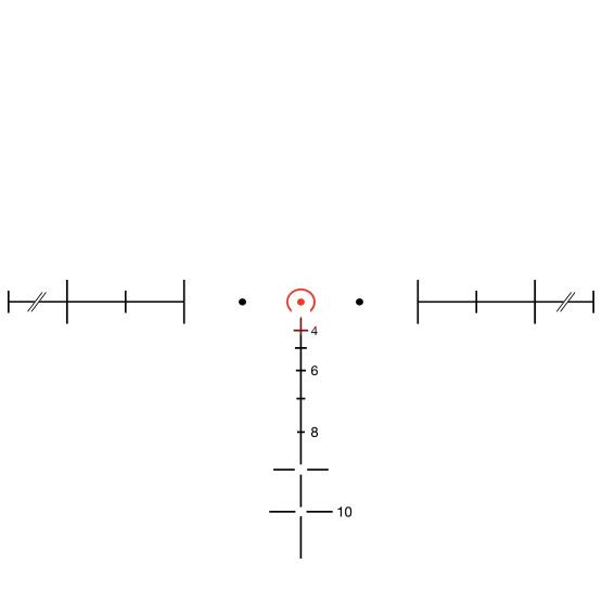 Trijicon ACOG<sup>®</sup> 3.5x35 BAC Riflescope - .223 / 5.56 BDC RETICLE