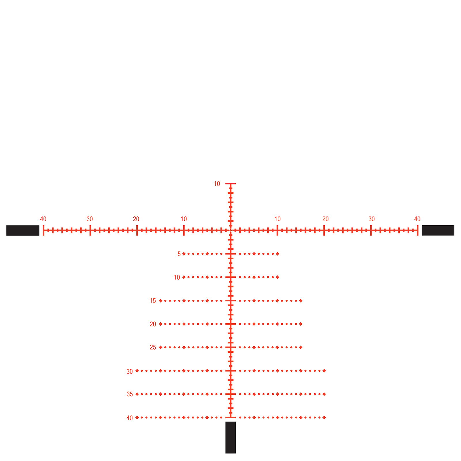 Tenmile<sup>®</sup> 4.5-30x56 RETICLE