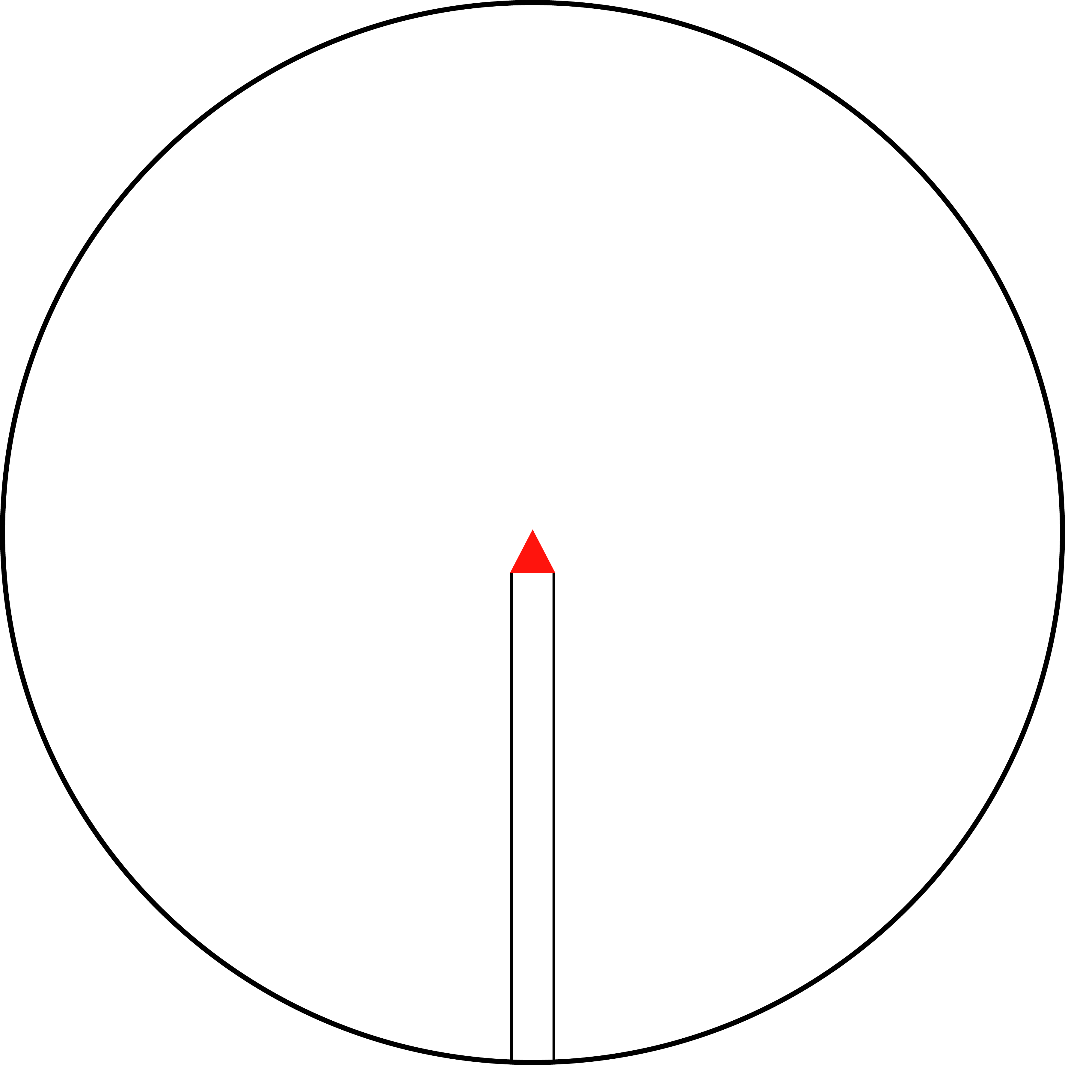 Trijicon AccuPoint<sup>®</sup> 4-16x50 RETICLE