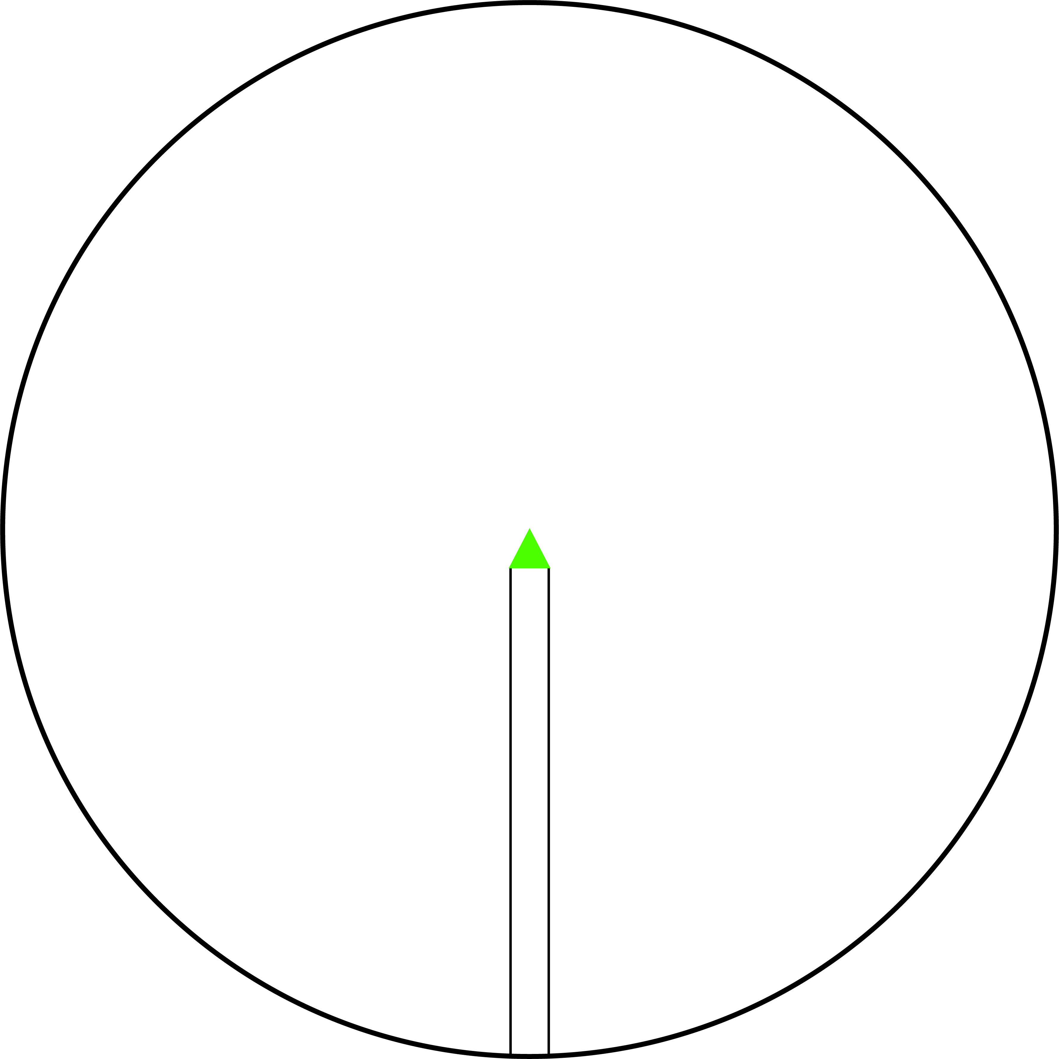 Trijicon AccuPoint<sup>®</sup> 4-24x50 RETICLE