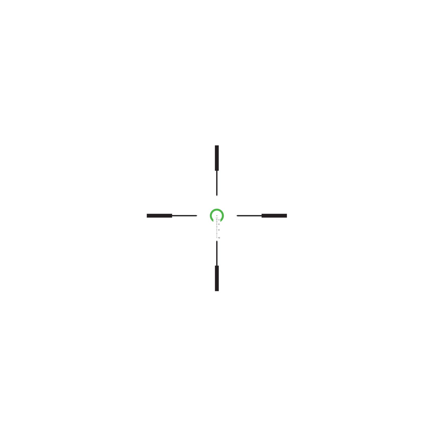 Trijicon VCOG<sup>®</sup> 1-6x24 LED Riflescope - .308 / 175 Grain RETICLE