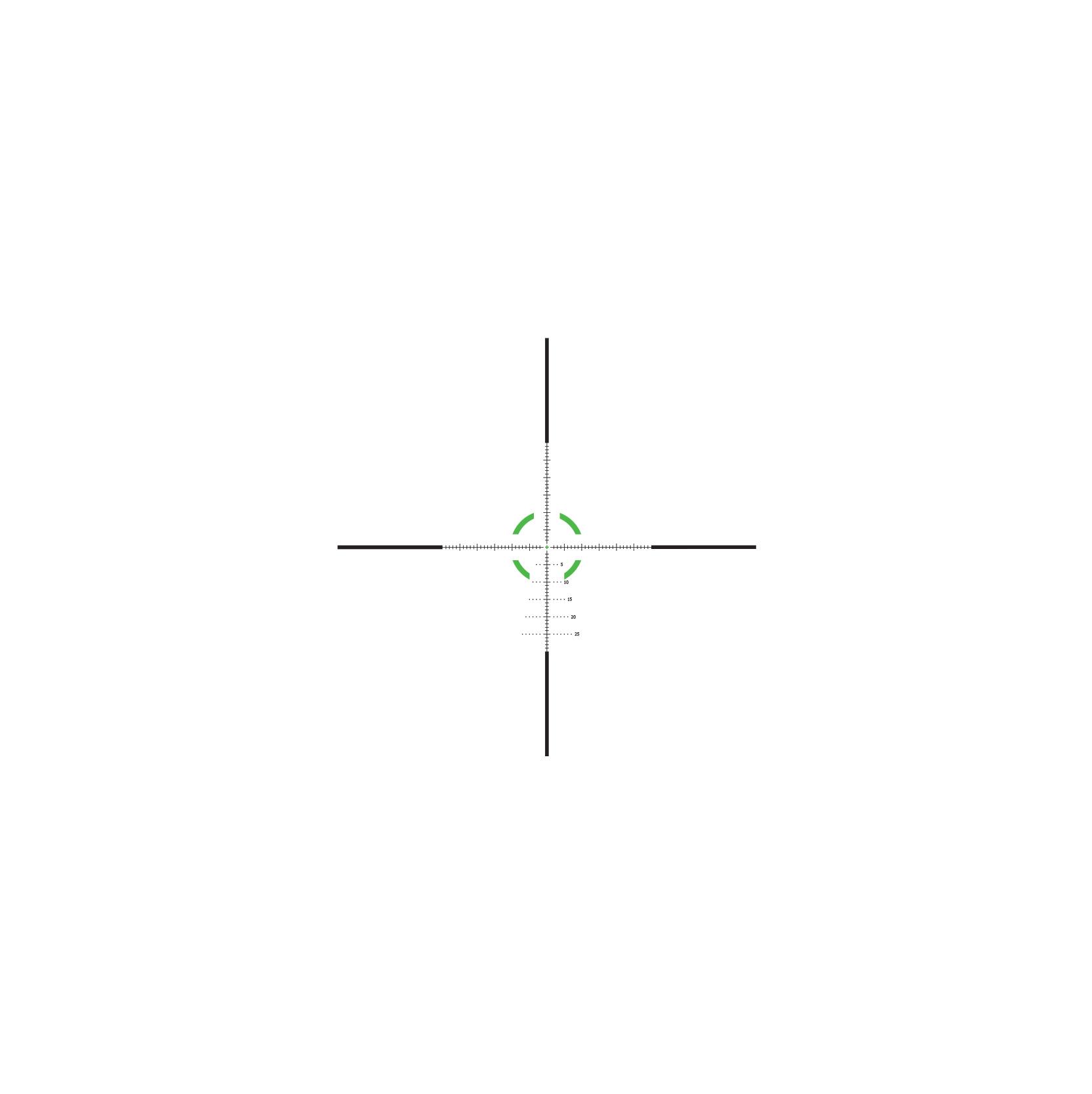 Trijicon VCOG<sup>®</sup> 1-6x24 LED Riflescope- MIL RETICLE
